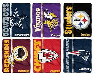 NFL Football Restructure Blanket - Pick Your Team!