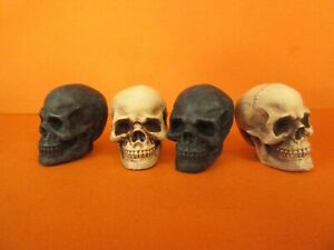 Unknown Warhammer resin Undead Scenery Giant Skulls x4