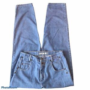 Vintage Zena Women's Jeans High Rise Size 12 Measures 30X30