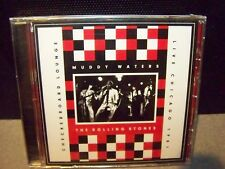 THE ROLLING STONES LIVE AT CHECKERBOARD LOUNGE 1981 CONCERT CD