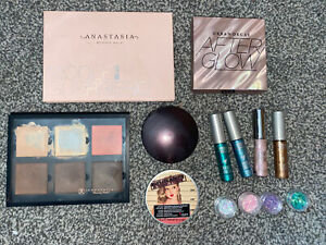 Make Up Bundle~Urban Decay After Glow Highlighter,Anastasia Beverley Hills Mixed
