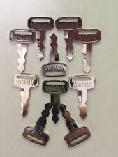 Yamaha Golf Cart Key G14,G16,G19,G22,G29,Yamaha Drive Gas Electric OEM 10 KEYS