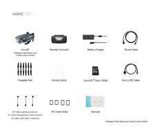 DJI Mavic Pro Fly 4K Camera Drone