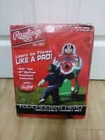 New Rawlings Touchdown Hero Inflatable Target Set