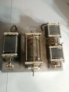Air Variable Capacitor Unit