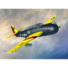 New! Grumman Tbm-3U Avenger in Us Navy (1/72 model kit, Sword 72134)
