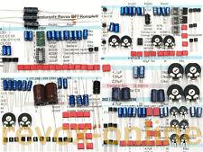 Reparatursatz, Revisionssatz für alle Revox B77 MK II, Audioteil, repairkit