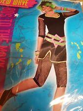 80s / punk chick (Fancy Dress - Size M  8-12 )