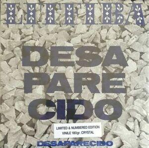 LITFIBA - Desaparecido (lim. edition) (2021) LP crystal vinyl