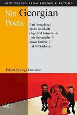 Six Georgian Poets (New Voices from Europe and Beyond)-ExLibrary