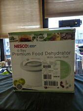Nesco FD-61WHCK American Harvest Snackmaster Dehydrator Jerky Maker