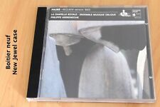 Fauré - Requiem Version 1893 - Messe Pêcheurs - Herreweghe - CD Harmonia Mundi