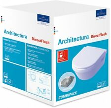 Villeroy & Boch Aktionspaket Spülrandlose WC Omnia Architectura DirectFlush
