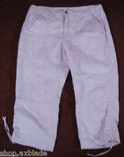 SUNSET Rd Khaki Capris Pants size 8