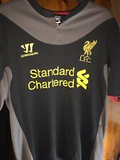 Liverpool FC 2012 Adult Away Shirt Size Medium