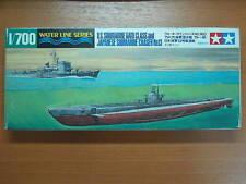 1/700 WATER LINE SER - US SUBMARINE - JAPANESE S CHASER