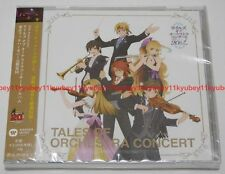 New 20th Anniversary Tales of Orchestra Concert Album CD Japan F/S WPCL-12310