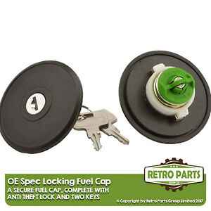 Locking Fuel Cap For Jaguar XK8 1996 - 2006 OE Fit