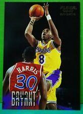 Kobe Bryant rookie card 96-97 Fleer