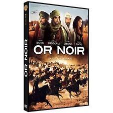 DVD *** OR NOIR *** de Jean Jacques Annaud avec Antonio Banderas