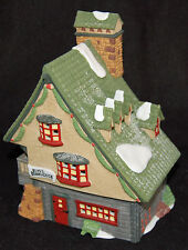 Elf Bunkhouse #56016 Department 56 - North Pole Series goes with Reindeer Barn