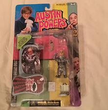 Austin Powers Action Figures : Series 2 - Moon Mission Mini Me Feature Film