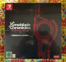 Xenoblade Chronicles: Definitive Edition Collector's Switch PRECINTADO!!!