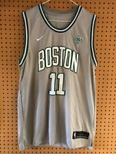 Rare Kyrie Irving Boston Celtics Jersey Nike Authentic GE Patch Adult Size 52