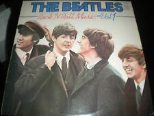 "The Beatles - Rock 'N' Roll - Vinyl Record 12"" LP 33RPM - 1976 - MFP50506"