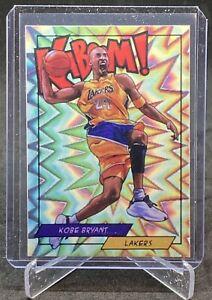 KOBE BRYANT Panini Kaboom NBA Basketball Sticker LA LAKERS Mint PSA