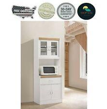 New listing Mueble Trastero Almacenamientos Microondas De Cocina Platos Despensa Cosas