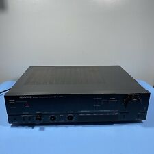 Kenwood Trio KA-550 Stereo Integrated Amplifier