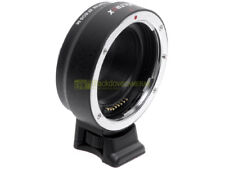 Viltrox Mount Adapter EF - EOS per obiettivi Canon EF x EOS su EOS M, autofocus.