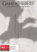 GAME OF THRONES Season 3 : NEW DVD