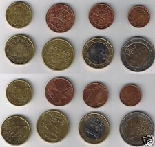 manueduc   AUSTRIA  2004  Serie las 8 monedas  Nuevas