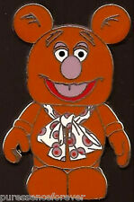 Disney Pin: WDW/DLR Vinylmation Mystery Pack - The Muppets #1: Fozzie Bear