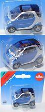 Siku Super 1067 smart fortwo coupé passion, ca. 1:50, OVP