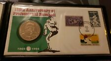 1994 Fleetwood Babe Ruth Commemorative Coin And Stamp Booklet