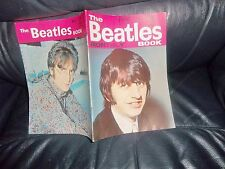 THE BEATLES MONTHLY BOOK GENUINE JUNE 1968 ISSUE No.59 BRILLIANT CONDITION FAB !