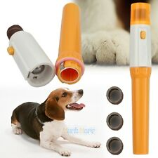 Electric Pet Dog Cat Claw Toe Nail Grooming Trimmer Tool Care Grinder Clipper US