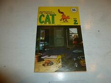 THE ADVENTURES OF FAT FREDDY'S CAT Comic - No 2 - Date 1978 - Hassle Free Press