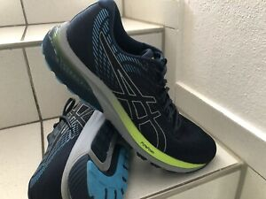 Asics GEL-CUMULUS 22 Herren Laufschuhe running shoes 1011A862 dunkelblau