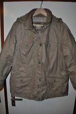 CECIL, Damen-Winterjacke, Größe XXL, Farbe: hellbraun, gebraucht