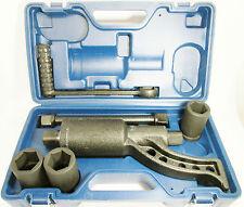 """3/4 """"de Torque Multiplicador Rueda tuerca Llave 1 - 68 ratio sockets 30,32,33 mm Br 6904"""