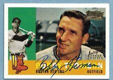 BOBBY THOMPSON TEAM TOPPS LEGENDS AUTOGRAPH -1960 WORLD SERIES HERO-CERTIFIED!!