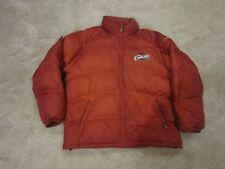 NBA Cleveland Cavalier  Nylon REEBOK Down/feather Jacket  Winter Warm Rust