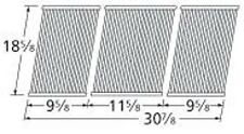 Outdoor Gourmet Replacement Stainless Steel Gas Grill Grid, 3 Pack