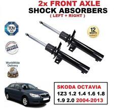 2 x Amortisseurs avant pour SKODA OCTAVIA 1Z3 1.2 1.4 1.6 1.8 1.9 2.0 2004-2013