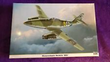 Hasegawa 1:32 Messerchmitt Me262A ISS1 Fighter Model Kit #08192 *IN SEALED BAG*