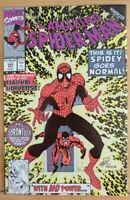 The Amazing SPIDER-MAN #341 (1990 MARVEL Comics) ~ VF/NM Book